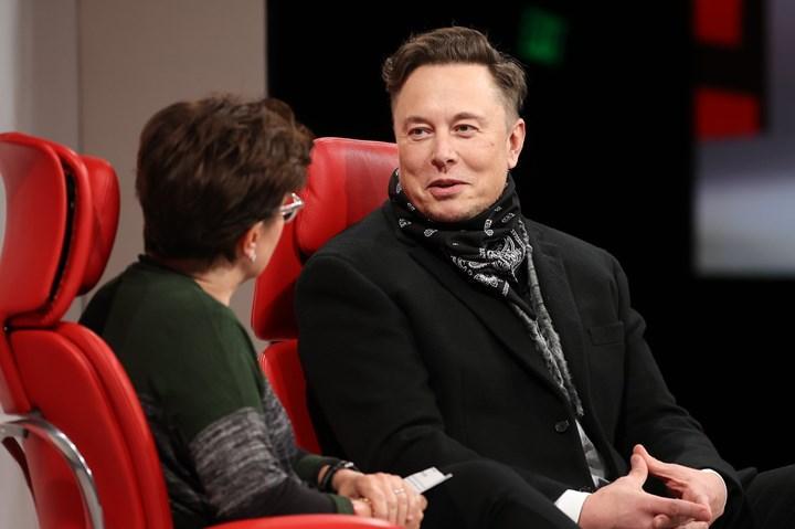 Elon Musk, Code Konferansı'nda