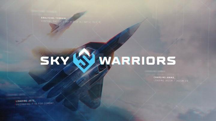 Sky Warriors: Airplane Combat ekimde mobil cihazlar için çıkacak
