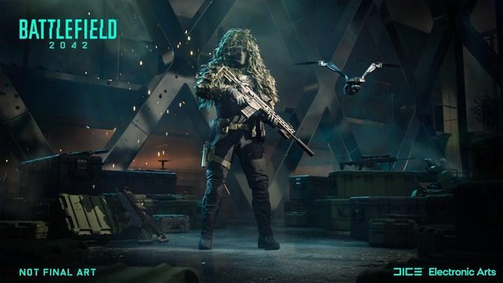 Battlefield 2042'nin betası 6 Ekim'de başlıyor