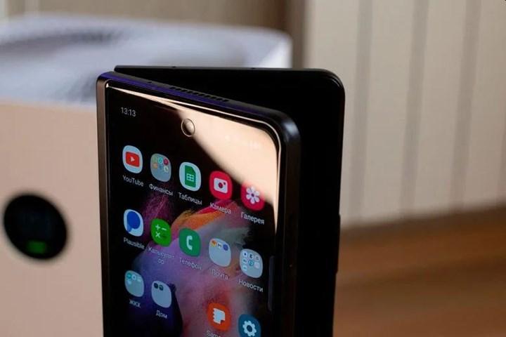 Samsung Galaxy Z Fold 3 ile ilgili ilk patlama vakası bildirildi