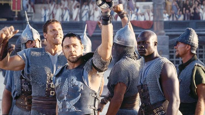 Gladiator 2'nin senaryosu yazım aşamasında