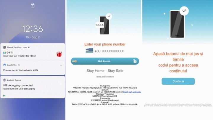 GriftHorse virüsü 10 milyondan fazla Android cihaza bulaştı