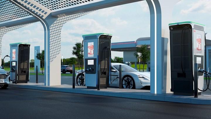 ABB, 'dünyanın en hızlı' elektrikli araç şarj cihazını duyurdu