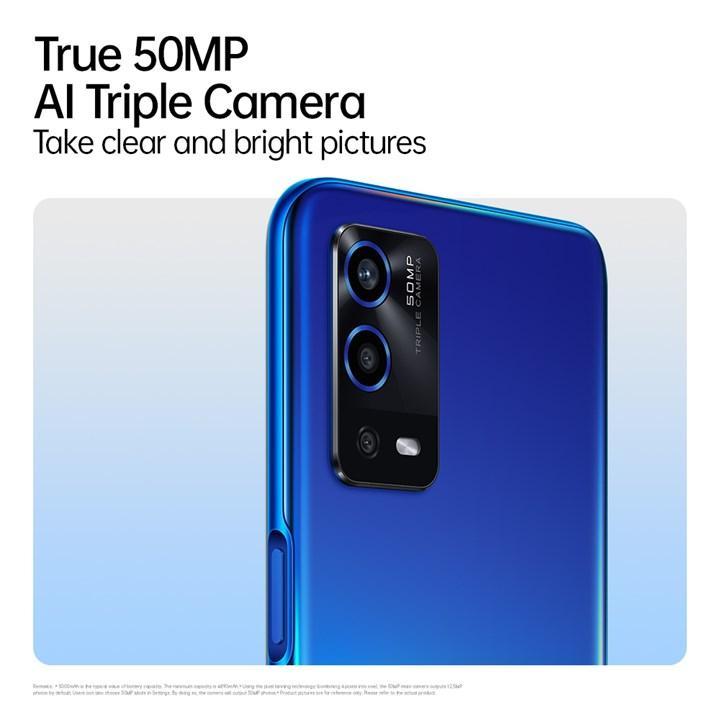 Oppo A55 resmi olarak tanıtıldı: İşte özellikleri ve fiyatı