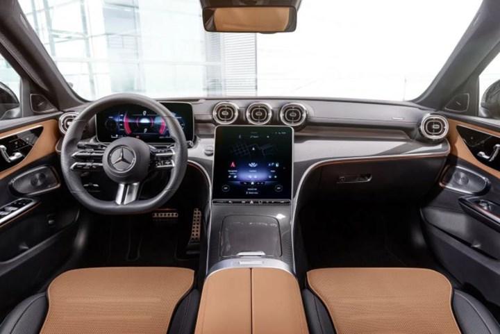Yeni 2021 Mercedes-Benz C-Serisi Türkiye fiyatı ve özellikleri