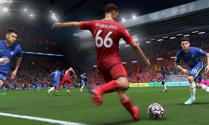 FIFA 22; PS5, PS4, Xbox Series/One, PC ve Stadia için çıktı