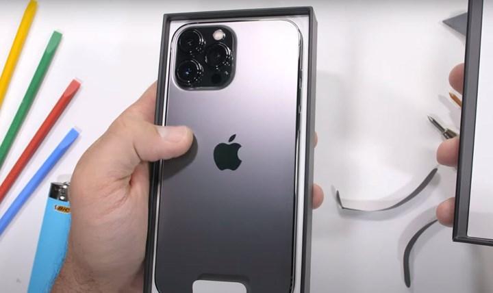 iPhone 13 Pro Max işkence testine sokuldu: İşte sonuç