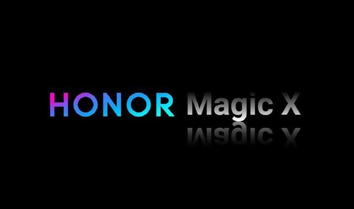 Honor Magic X bu yıl çıkacak