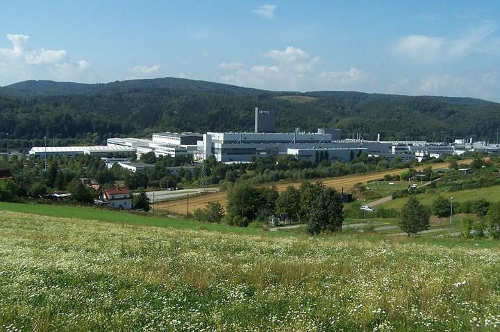 Eisenach fabrikası