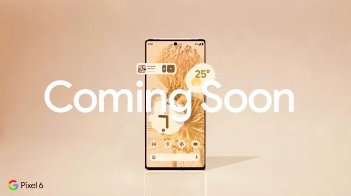 Google Pixel 6 için yeni bir video yayınlandı