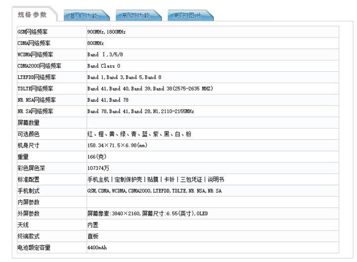 Xiaomi'nin yeni telefonu4K ekran ve iris tanıma ile gelebilir