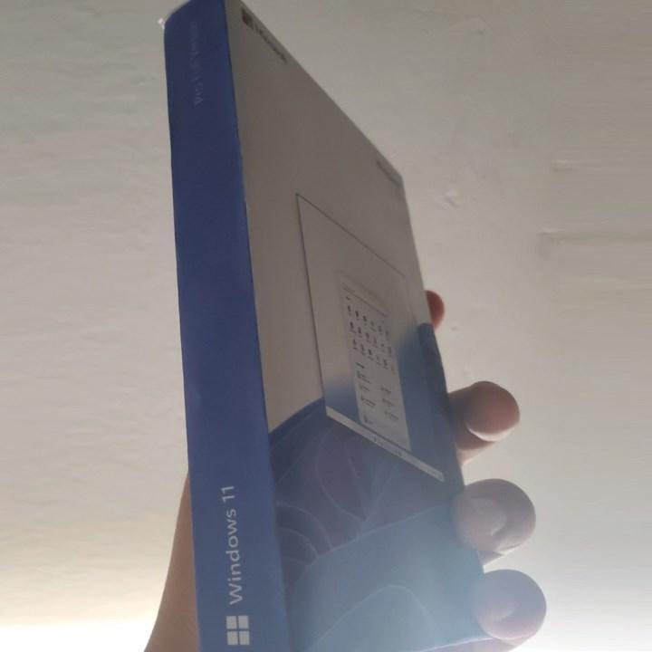 Windows 11'in kutulu versiyonu ortaya çıktı