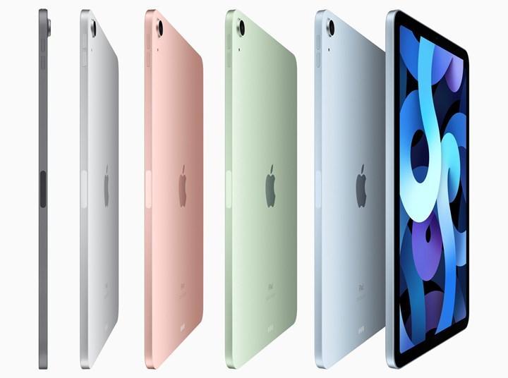 Apple, iPad Air için OLED ekran planından vazgeçti