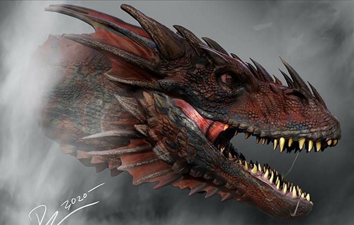 House of the Dragon dizisinden ilk video geldi