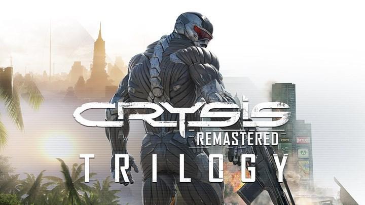 Crysis Remastered Trilogy'nin son fragmanı paylaşıldı