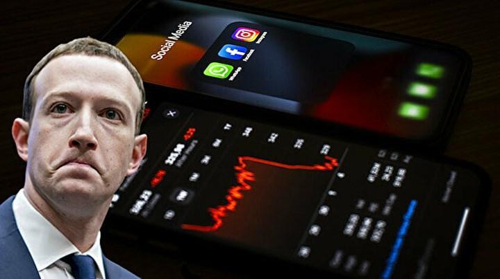 İnternet kesintisi Mark Zuckerberg'e büyük para kaybettirdi