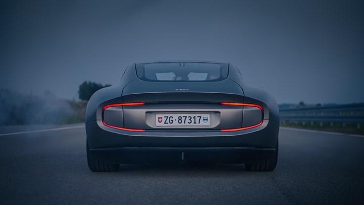 604 beygirlik elektrikli Piech GT artık test aşamasında