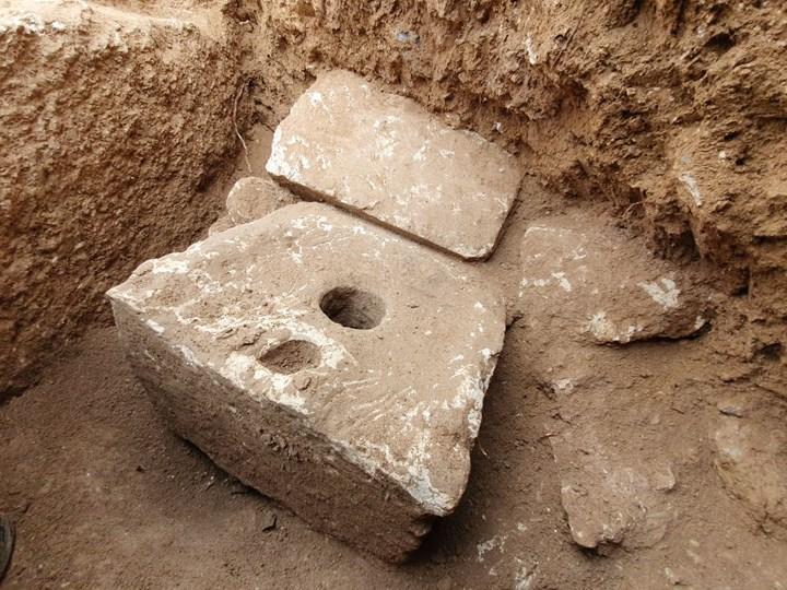 2700 yıllık tuvalet