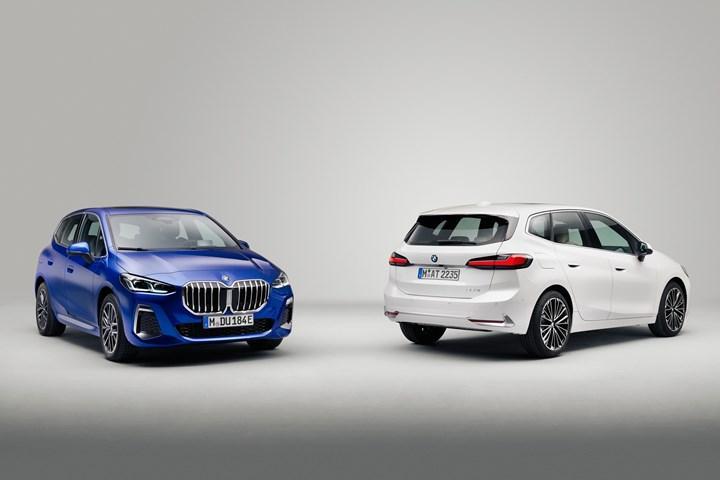 2022 BMW 2 Serisi Active Tourer tanıtıldı: İşte özellikleri