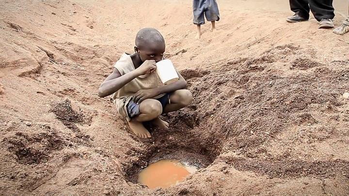 Afrika'da su kıtlığı