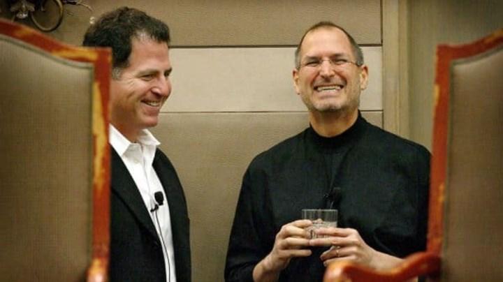 Steve Jobs, Dell'i macOS yüklü PC satmaya ikna etmeye çalılmış
