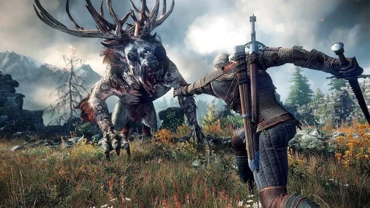 Steam Deck üzerinden The Witcher 3 oynandı