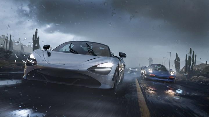 Geleceğe Dönüş'teki araç Forza Horizon 5'in araç listesine eklend