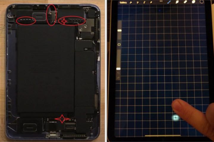 iPad mini 6 ekranında yeni bir sorun ortaya çıktı