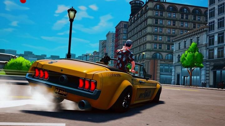 Crazy Taxi'den ilham alan Taxi Chaos, PC'ye geliyor