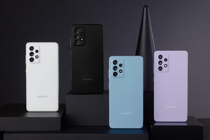 Samsung Galaxy A52'ye RAM Plus özelliği geldi