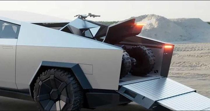 Elon Musk'tan Tesla Cyberquad ATV ile ilgili yeni açıklamalar