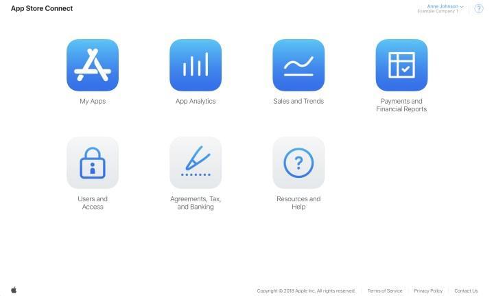 Apple, App Analytics'e yeni performans ve satış ölçümleri ekledi