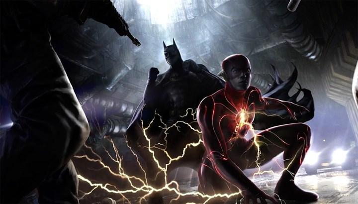The Flash'in çekimleri bitti