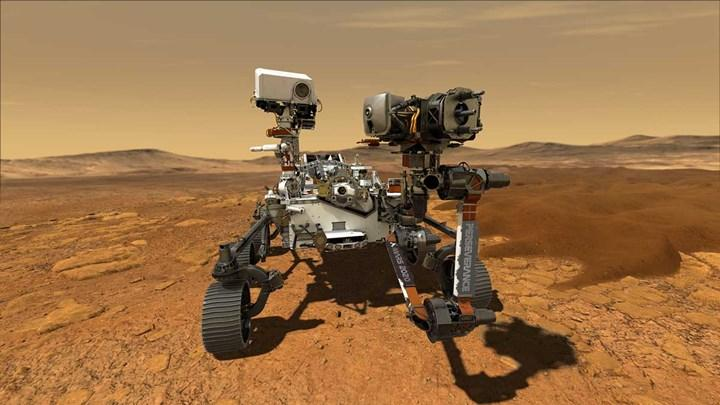 NASA, Mars'ta antik bir göl bulunduğunu onayladı