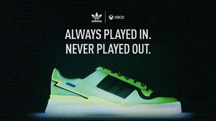 Adidas ve Xbox ayakkabı üretiyor