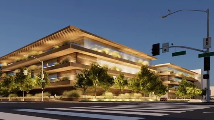Apple, Los Angeles merkezi