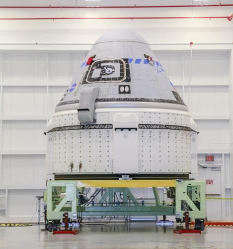 Starliner, OFT-2 görevini 2022'de gerçekleştirecek
