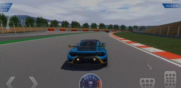 Racing Xperience, iOS ve Android için çıkışını yap