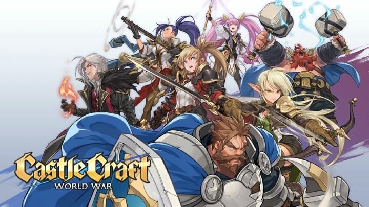 Castle Craft - World War, iOS ve Android için çıkışını yaptı