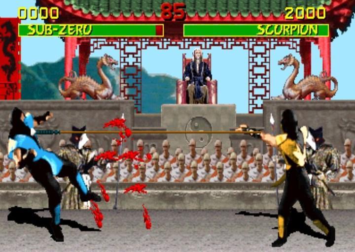 Mortal Kombat yaratıcısı 30 yıllık kamera arkası videosu paylaştı