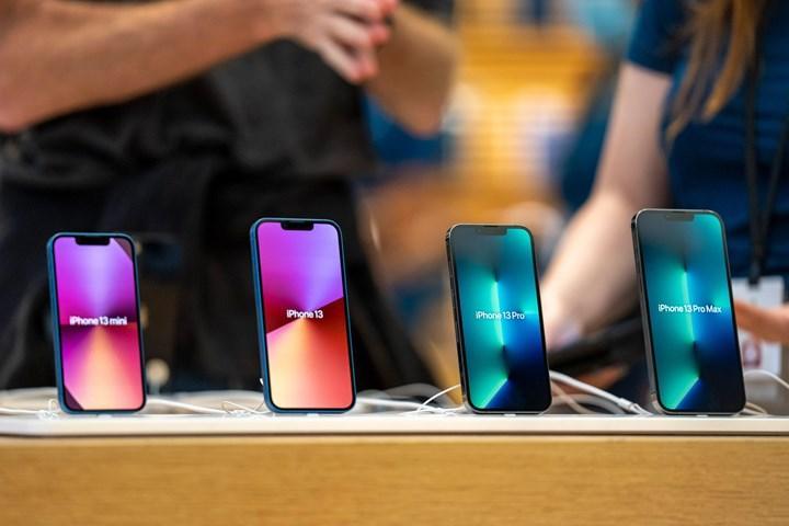 Apple, çip kıtlığı nedeniyle iPhone 13 üretimini azaltacak