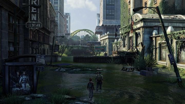 The Last of Us'tan Joel'un olduğu set görselleri paylaşıldı