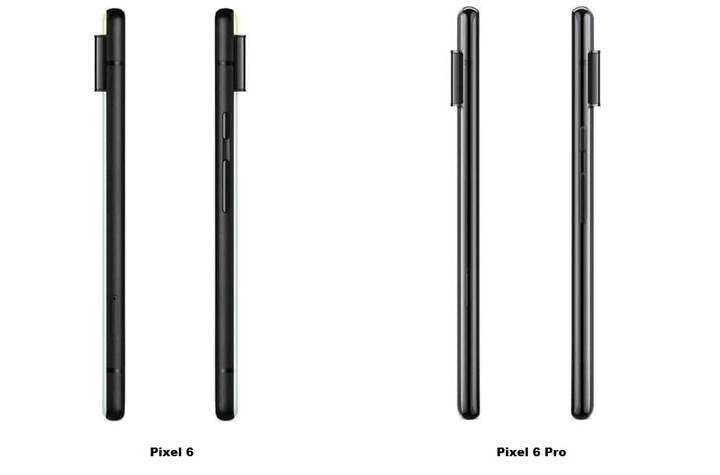 Pixel 6 ve Pixel 6 Pro'nun yeni fotoğrafları ortaya çıktı