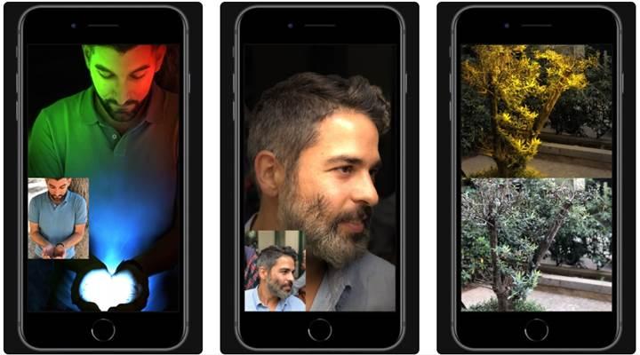 Apollo uygulaması iPhone kameralarıyla harika işler yapıyor