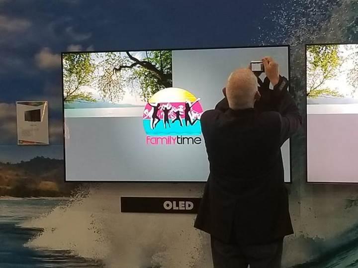 LG'nin OLED TV'sinde oluşan ekran yanığı şirketi utandırdı