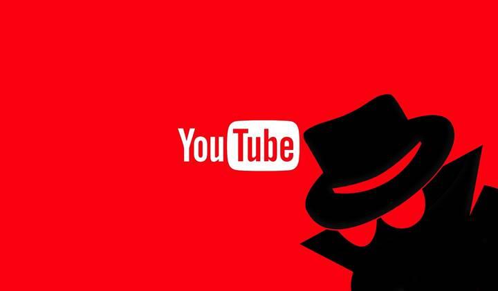 YouTube'un Android uygulamasına Gizli Mod özelliği geldi