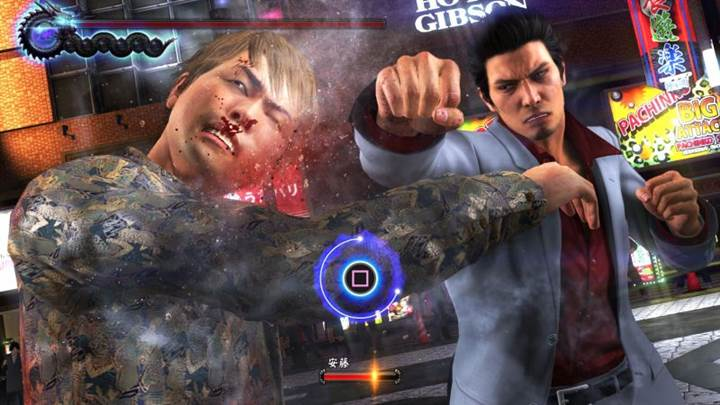 Yakuza serisi yeterli talep olursa Xbox One'a gelebilir