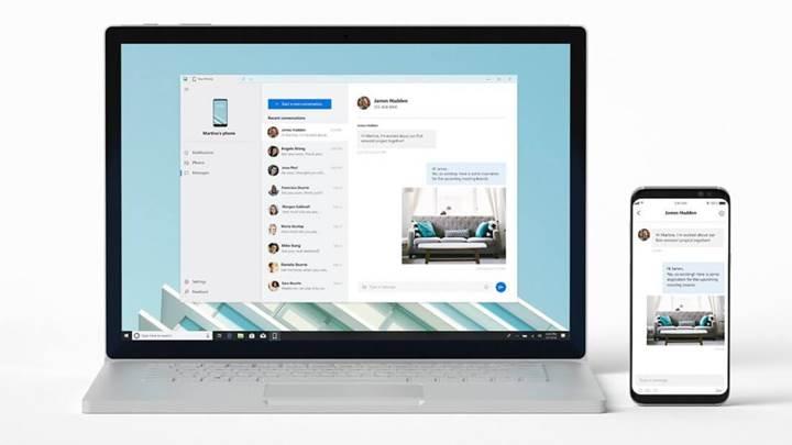 Android cihazınızdaki dosyalara erişebileğiniz Your Phone uygulaması yayınlandı