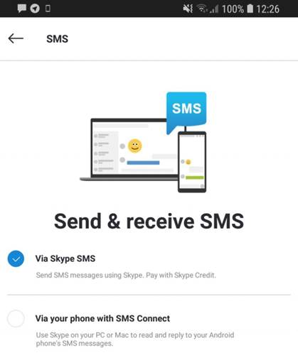 Skype uygulamasının Android versiyonuna çağrı kaydetme özelliği geldi