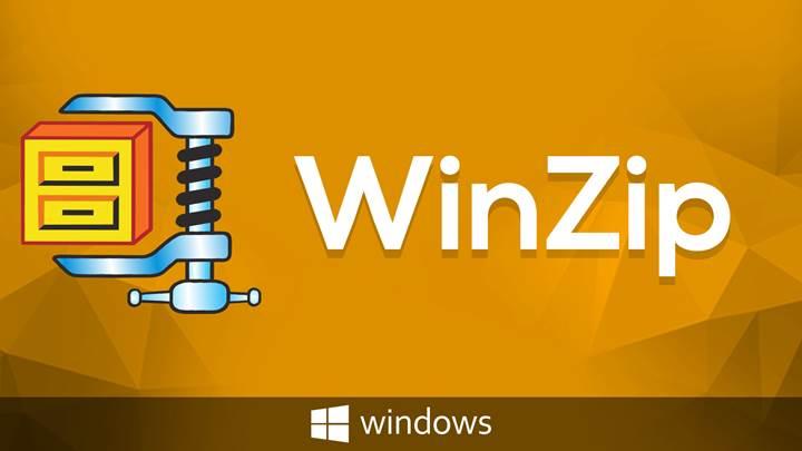 Resmi WinZip uygulaması Microsoft Store'a geldi